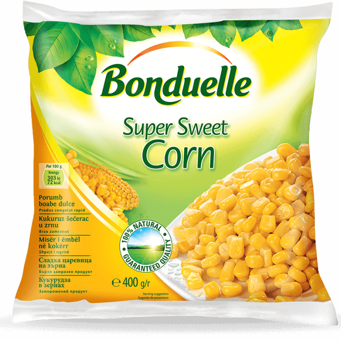 Кукуруза в зернах Бондюель