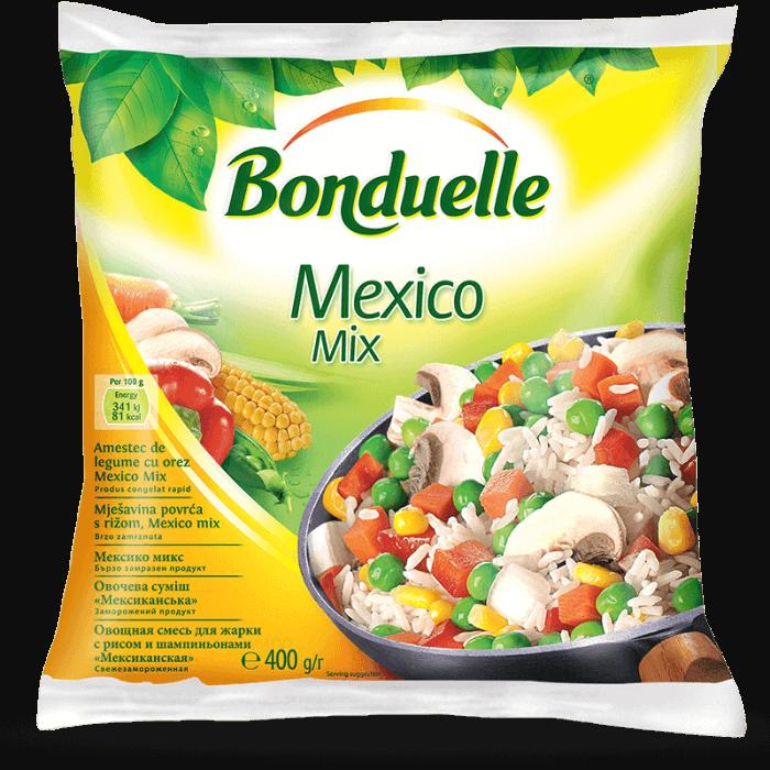 """Овощная смесь """"Мексиканская"""" для жарки Бондюель"""