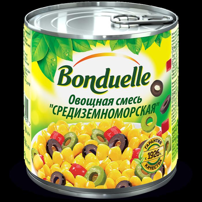 """Овощная смесь """"Средиземноморская"""""""