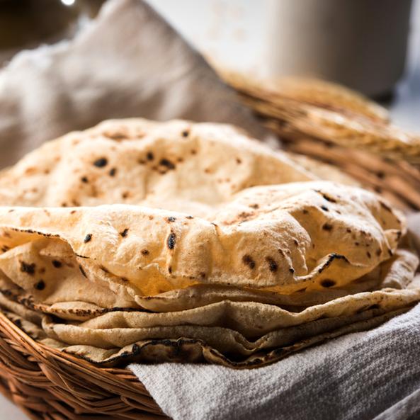 Чапати – индийский хлеб