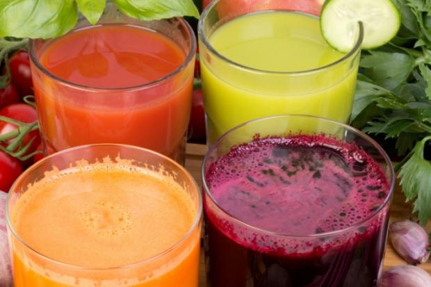 Овощные соки для здоровья и красоты