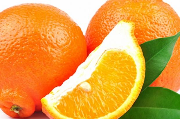 Экзотический фрукт танжело (тангерин)