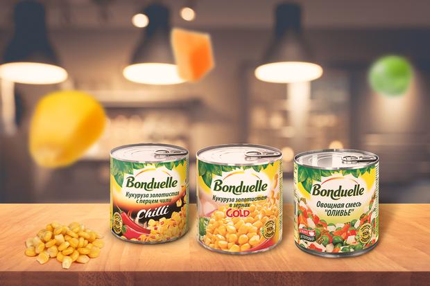 Откройте для себя овощные смеси Бондюэль для вкусного ужина!