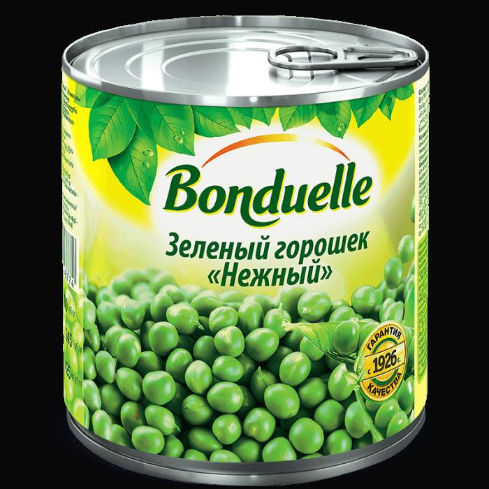 """Зеленый горошек """"Нежный"""""""