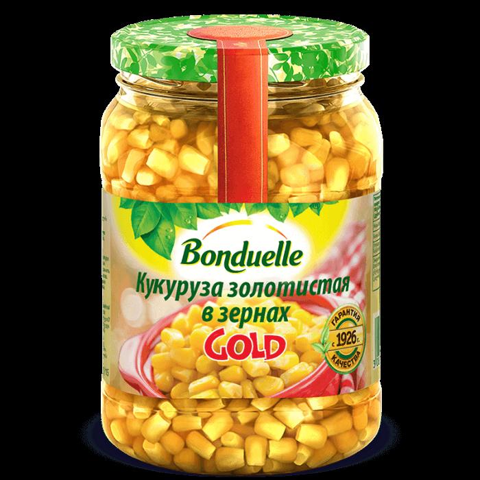 Кукуруза золотистая в зернах
