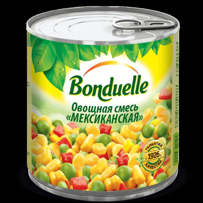 """Овощная смесь """"Мексиканская"""""""