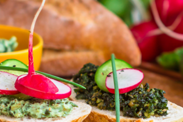 Красивая еда на вашем столе – это просто