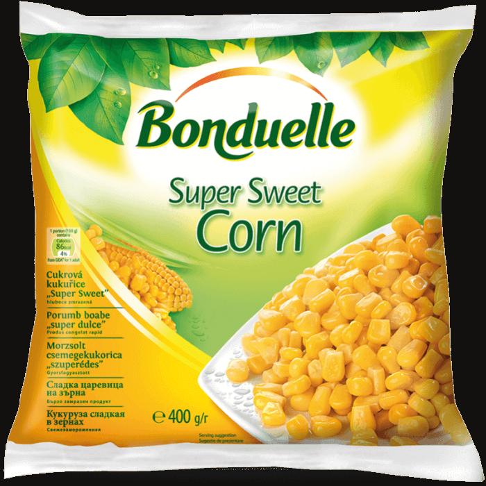 Кукуруза в зернах