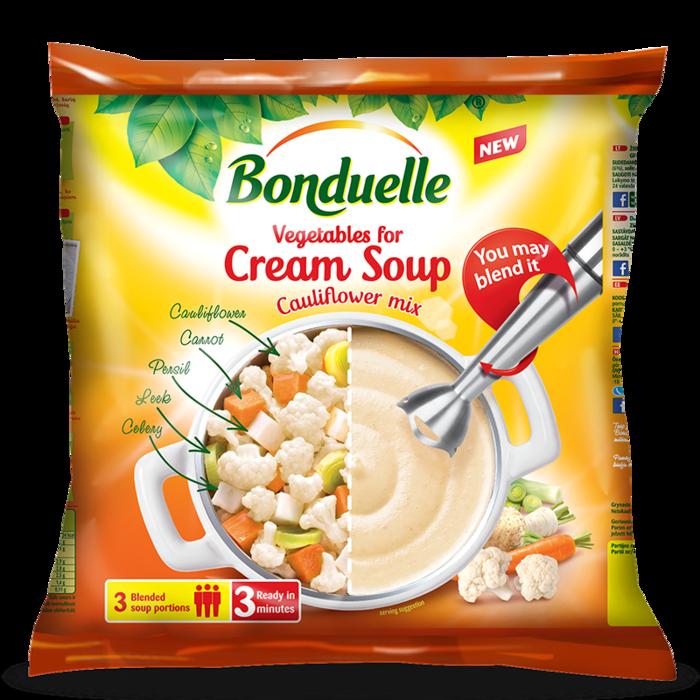 Овощная смесь «Крем-суп Легкий»