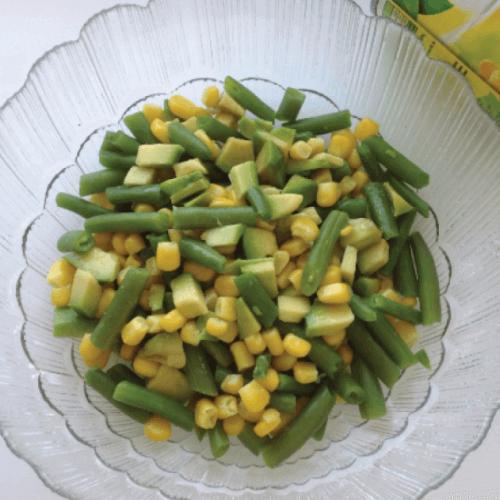 Вкусный и полезный салатик
