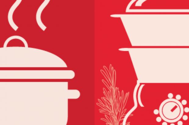 Коли варити, а коли готувати на парі?