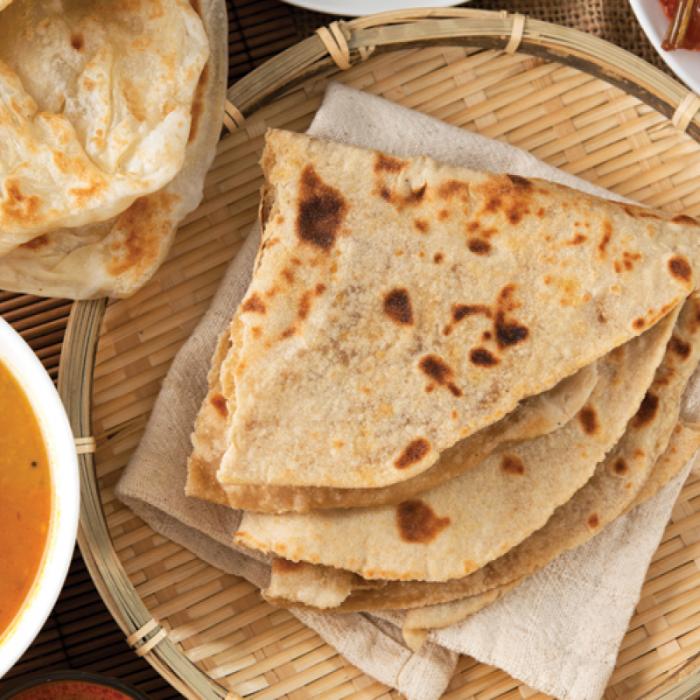 Чапаті – індійський хліб