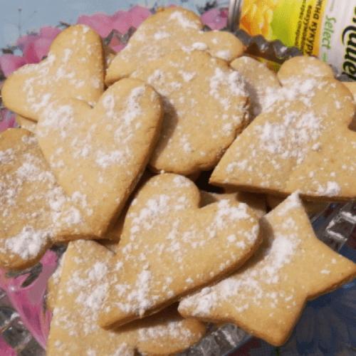 Печиво з кукурудзяного розсолу
