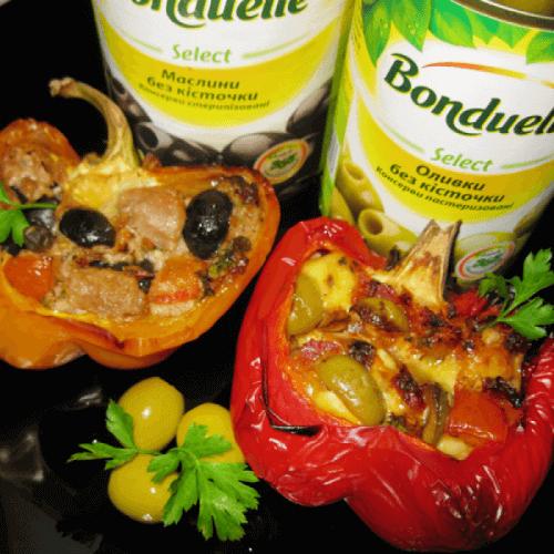 """Перець по-італійськи """"Bon appetit"""""""