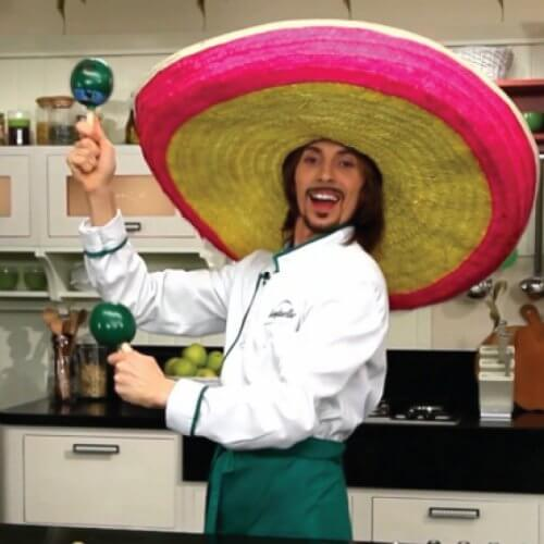 Салат по-мексиканськи